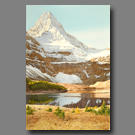 Lake Magog - Mt. Assiniboine - SOLD