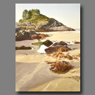 Low Tide Rocks - Pacific Rim - SOLD