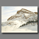 Naiset Point Winter - Mt. Assiniboine